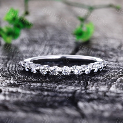 Antique Moissanite Ring-BBBGEM Moissanite Rings