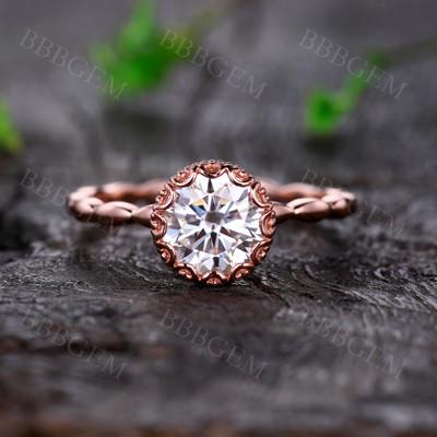 Moissanite Jewelry- BBBGEM Moissanite Jewelry