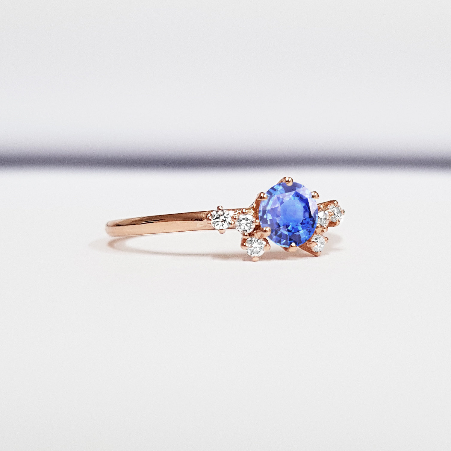Which is the best blue sapphire engagement ring for her?