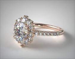 Engagement Ring vs Halo Diamond Wedding Ring: Which one to choose?
