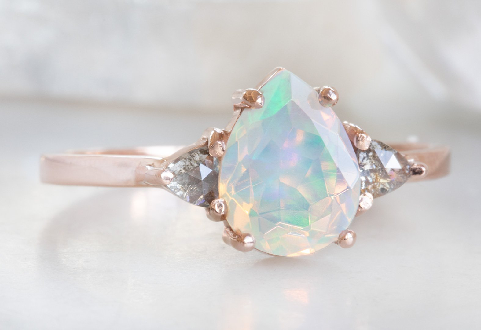 Ten Shopping Tips for Opal Engagement Rings  | Buy Online Today