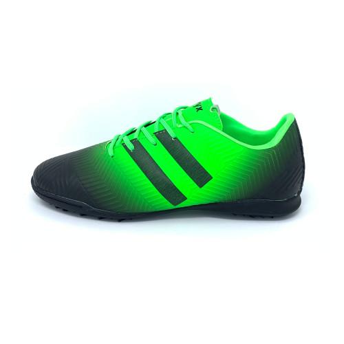 Oryx Rapid Football Shoes Turf Black / Neon Green
