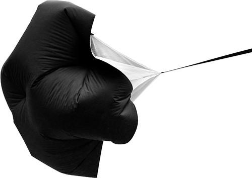 GISCO Training Speed Resistance Parachute with Nylon Belt - 40-Inch