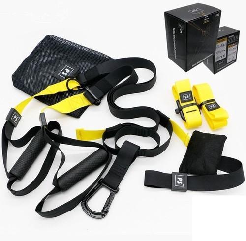 P3 PRO 3 Suspension Trainer Yellow TRX