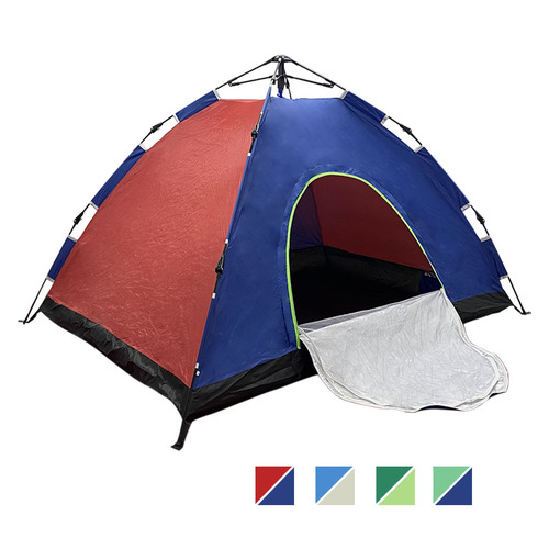 3 Person Pop Up Camping Tent - 2*1.5*1.25 m