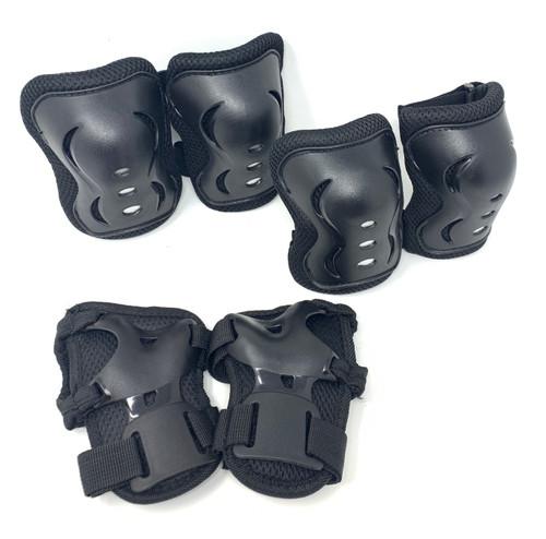 Skating Protective Gear Set - Kneesavers, Elbowsavers, Wristsavers