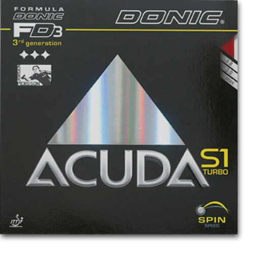 Donic Rubber Acuda S1 Turbo