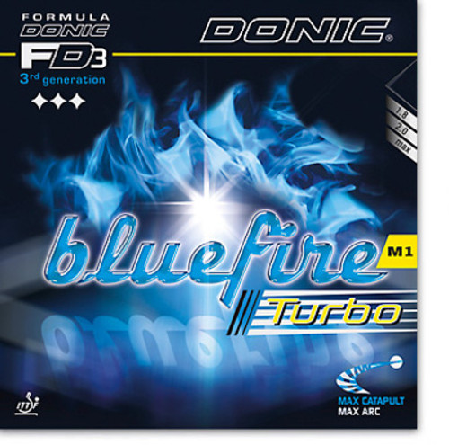 Donic Rubber Bluefire M1 Turbo