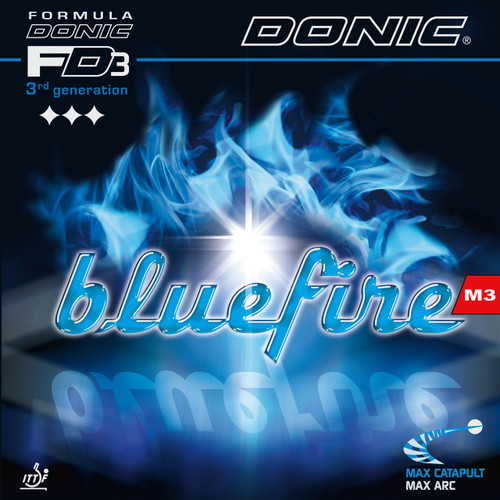 Donic Rubber Bluefire M3