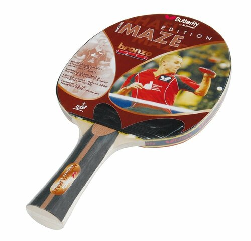 Butterfly Racket Michael Maze Bronze