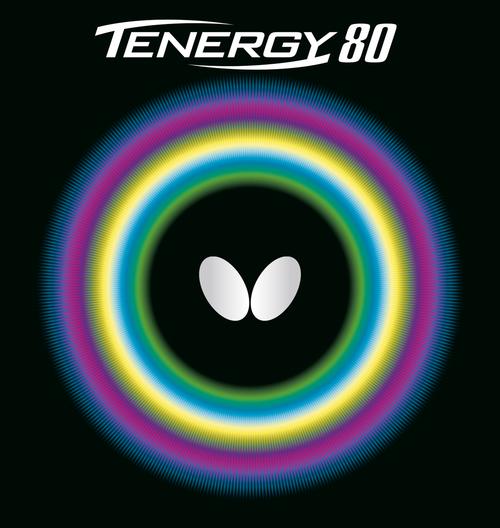 Butterfly Rubber Tenergy 80