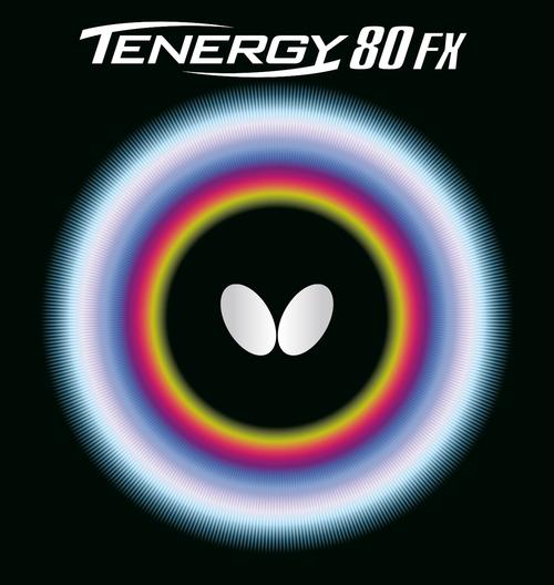 Butterfly Rubber Tenergy 80 FX