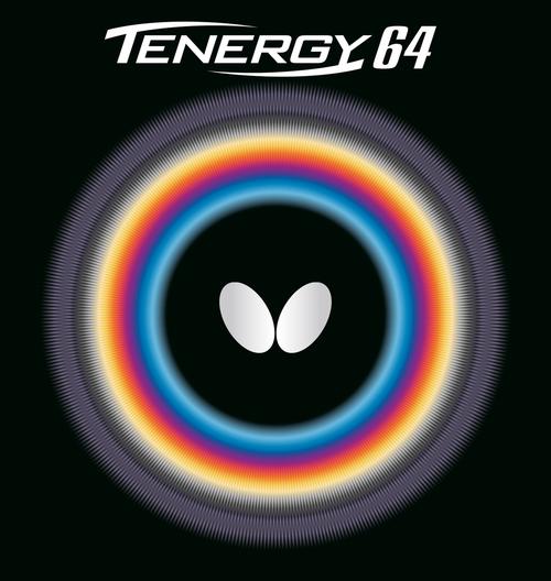 Butterfly Rubber  Tenergy 64