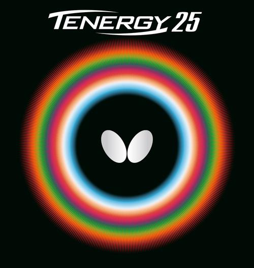 Butterfly Rubber  Tenergy 25