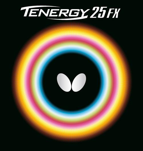 Butterfly Rubber  Tenergy 25 FX