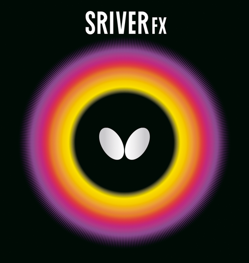 Butterfly Rubber  Sriver FX