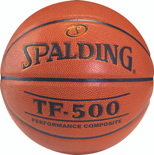 Spalding TF-500 Indoor Game Basketball - Size 7