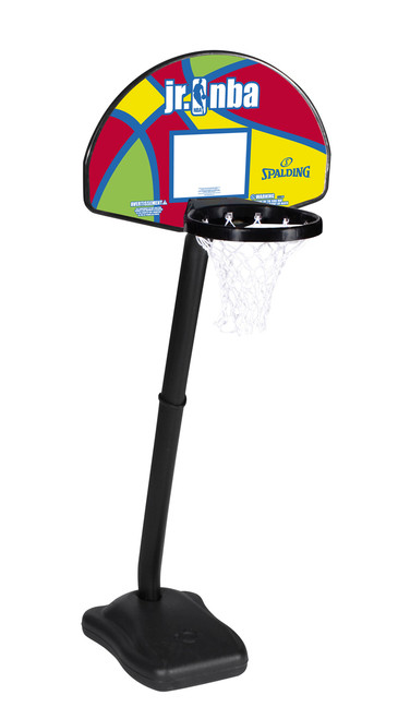 """Spalding Youth One-On-One 24"""" Portable Basketball Hoop"""