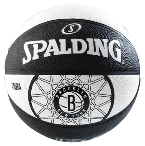 Spalding NBA Team Nets Outdoor Basketball - Size 7
