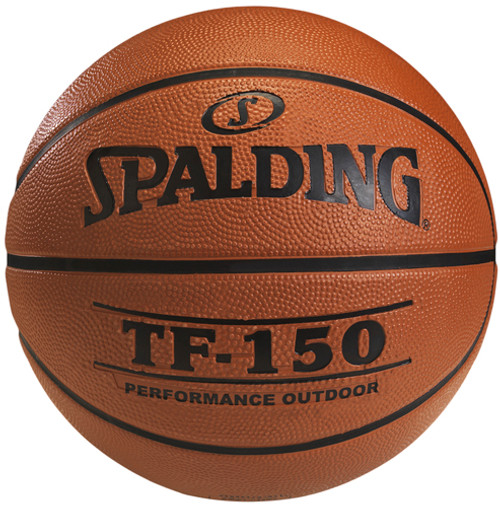 Spalding TF-150 Outdoor Basketball - Size 6