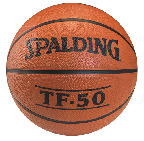 Spalding TF-50 Outdoor Basketball - Size 5