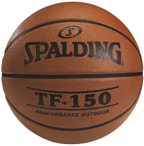 Spalding TF-150 Outdoor Basketball - Size 7