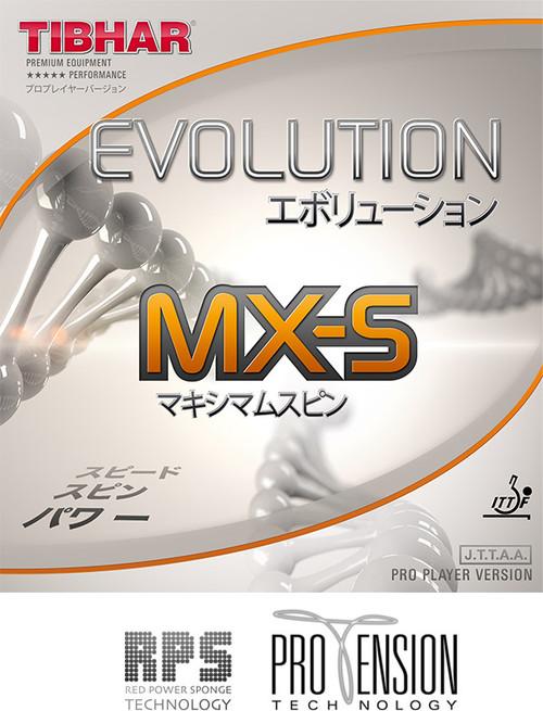 Tibhar Rubber Evolution MX-S