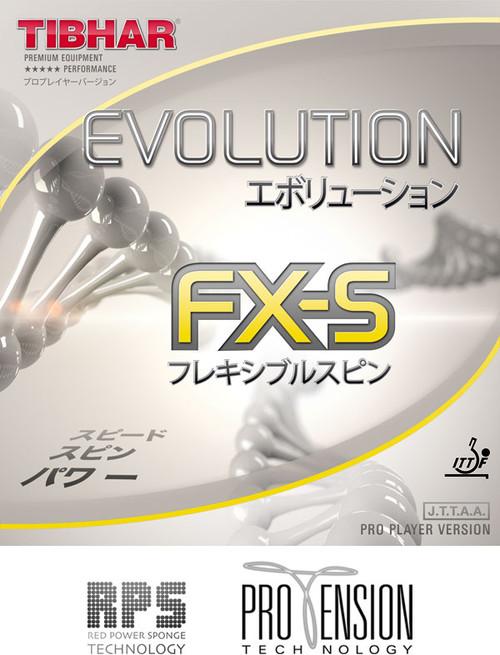Tibhar Rubber Evolution FX-S