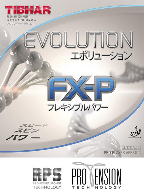 Tibhar Rubber Evolution FX-P