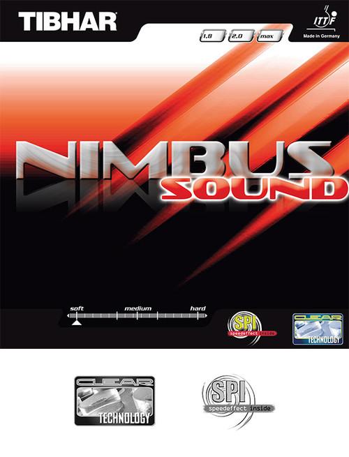 Tibhar Rubber Nimbus Sound