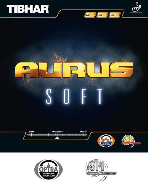 Tibhar Rubber Aurus Soft
