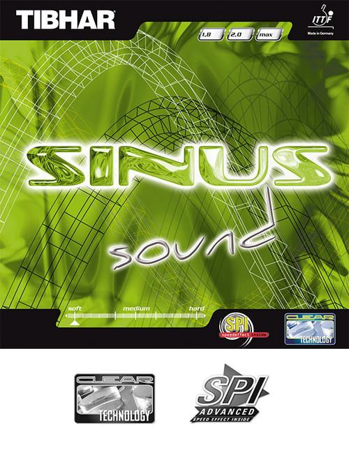 Tibhar Rubber Sinus Sound