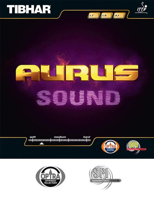 Tibhar Rubber Aurus Sound