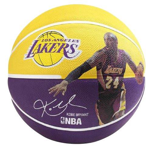 Spalding NBA Player Kobe Bryant Outdoor Basketball - Size 7