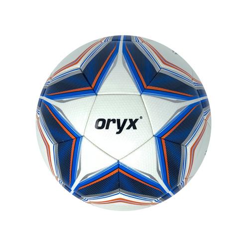 Oryx Football Barcelona Official Size (5) & Weight Match Ball