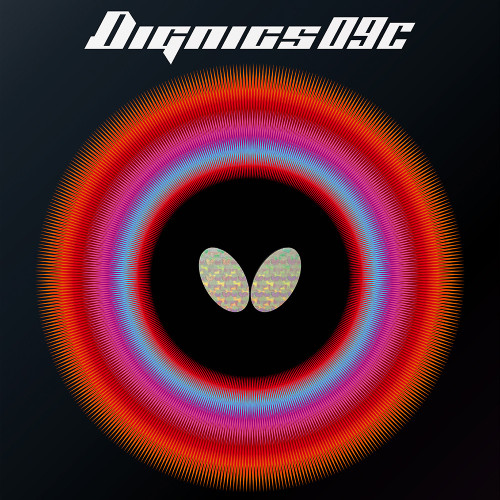 Butterfly Rubber Dignics 09c