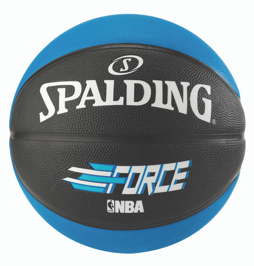 Spalding Force Color Outdoor Basketball - Size 5