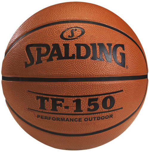 Spalding TF-150 Outdoor Basketball - Size 5