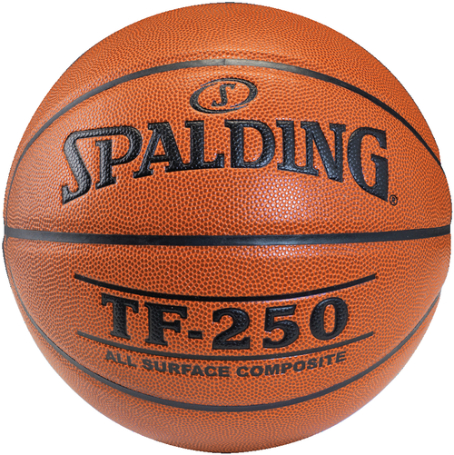 Spalding TF-250 Indoor Game Basketball FLB Edition - Size 5