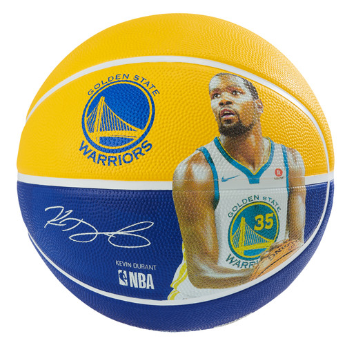 Spalding NBA Player Kevin Durant Outdoor Basketball - Size 7