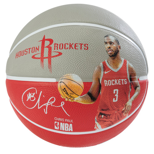 Spalding NBA Player Chris Paul Outdoor Basketball - Size 7