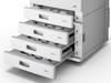 Epson WorkForce Enterprise WF-C20750 MFP open trays