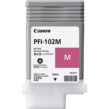 Canon PFI 102M - Magenta Ink Tank 130ml (CIPFI102M)