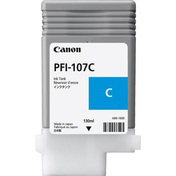 Canon PFI 107C - Cyan Ink Tank 130ml (CIPFI107C)