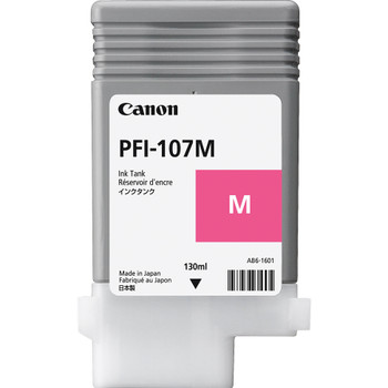 Canon PFI 107M - Magenta Ink Tank 130ml (CIPFI107M)