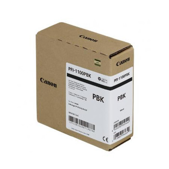 Canon PFI 1100PBK - Photo Black Pigment Ink Tank 160ml (Copy of CIPFI1100MBK)