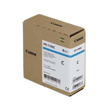 Canon PFI 1100C - Cyan Pigment Ink Tank 160ml (CIPFI1100C)