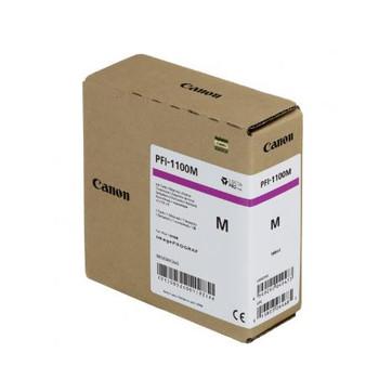 Canon PFI 1100C - Magenta Pigment Ink Tank 160ml (CIPFI1100M)
