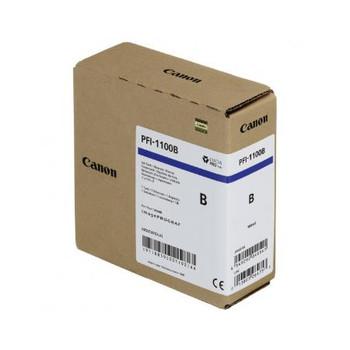 Canon PFI 1100B - Blue Pigment Ink Tank 160ml (CIPFI1100B)