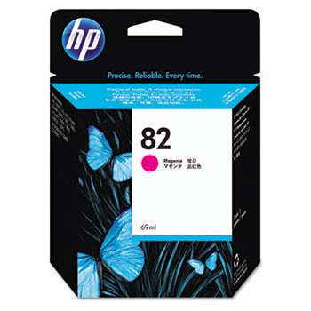 HP 82 Magenta Ink Cartridge 69ml (HEWC4912A)